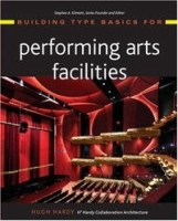 Building Type Basics for Performing Arts Facilities (Building Type Basics) артикул 1650a.